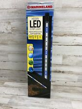 New listing Marineland 17 inch Hidden Led Strip Light. New, Open box Day Night Submersible