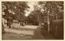 PRINTED POSTCARD OF THE WESTERN APPROACH TO KINGUSSIE, INVERNESS-SHIRE, SCOTLAND