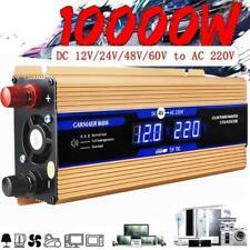Solar Power Inverter 10000W 5000W DC12V To AC 220V Modified Sine Wave Converter