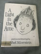 A Light in the Attic by Shel Silverstein (Hardcover)