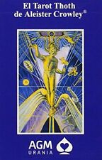 NEW El Tarot Thoth De Aleister Crowley (Spanish Edition) by Aleister Crowley