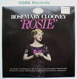 ROSEMARY CLOONEY - Rosie - Excellent Condition LP Record Hallmark SHM 619