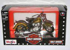 Maisto - Harley Davidson 1953 74FL Hydra Glide 1/18