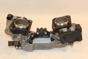 Aprilia Dorsoduro 1200 2011 Throttle Bodies Body Intake Carbs 875940