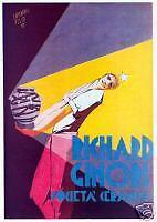 L. Felin - RICHARD GINORI -porcellane-ceramica-1928.