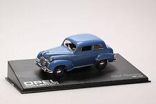 IXO 1/43 METAL OPEL OLYMPIA 1951-53 Bleue!!!