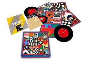 """The Who - Who - Limited Numbered 7"""" Vinyl Boxset - Out Now"""