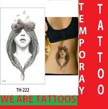 Temporary TattooFACE Body Art Fake Waterproof  TH-222