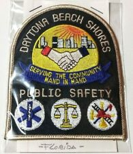 Daytona Beach Shores Florida Fire Department Patch FL