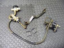 Banshee REAR brakes blaster calper lever & BRAND NEW PADS fits 1987-2006