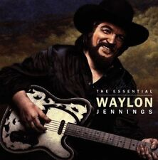 Waylon Jennings - The Essential    CD       NEU&OVP-SEALED!