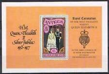 Antigua 1977 postfris MNH block - Silver Jubilee Elisabeth (S0752)