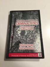 Principles & Practice Of Criminalistics: The Profession Of Forensic Science 2001