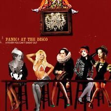 PANIC! AT THE DISCO - A Fever You Can't Sweat Out (2005) CD. Super Zustand!