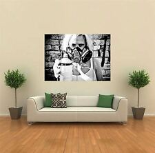 GRAFFITI SEXY SPRAY PAINT MASK NEW GIANT POSTER WALL ART PRINT PICTURE G358
