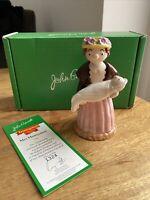 John Beswick Mrs Honeyman TR6 Hand-made Figurine