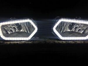 08-10 POLARIS RZR 800 & S - NEW ANGEL EYES HEADLIGHTS -(head light) HALO