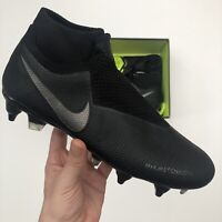 NIKE PHANTOM VSN ELITE DF SG PRO ACC TRIPLE BLACK (AO3264 001) UK7.5/US8.5/EU42