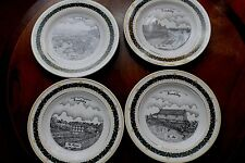 Mundesley of the olden days The canterbury collection plates