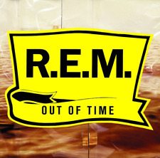 R.E.M. - Out Of Time (LP) (25th Anniversary Edition) (M/M) (Sld) (1)
