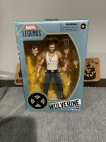 Marvel Legends WOLVERINE MOVIE ACTION FIGURE X-Men Hasbro LOGAN IN HAND NEW 2020