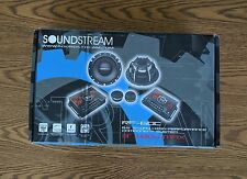 "New Soundstream RF-60C 6.5"" 2-way Component Speakers Reference NIB Old School"