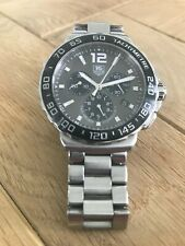 New listing Tag Heuer Formula 1 Quartz Chronograph Watch