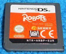 Nintendo DS Game - Robots