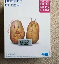 Science Museum Potato Clock  educational scientific research new in box