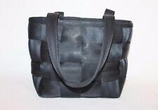 614673cff8d9 The Original Detroit by HARVEYS Seatbelt Medium Tote Handbag Purse - BLACK  VGUC