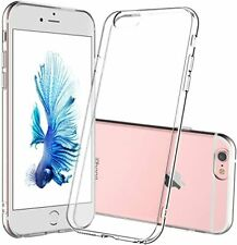Funda Silicona Transparente para iPhone 6 / 6+ /6s / 6s+/ 7/ 7+/ 8 / 8 /SE(2020)
