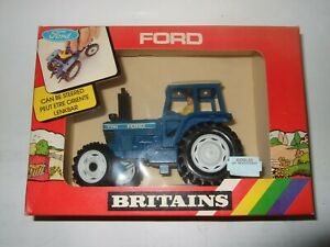 FORD 7710 BRITAINS 9523 model toy tractor 1 32 trekka trakteur trattore SIKU UH