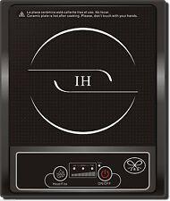 Placa de induccion portatil negra 2000 W