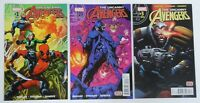 The Uncanny Avengers 2015 #1 2 3 All First Prints Marvel Comic Books Unread