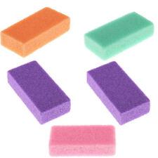 1x Foot Pumice Sponge Stone Callus Exfoliate Hard Skin Remove Pedicure Scrubber