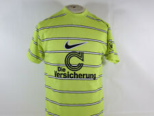 Vintage BVB Borussia Dortmund Trainingstrikot Gr. S Nike Jersey Continentale 90s