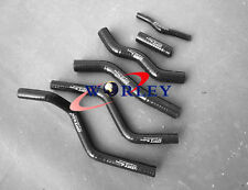 Silicone Radiator Hose For HONDA CR125 CR125R CR 125 R 1990-1997 90-97 91 92 93