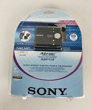Sony Mz-Ne410 High Speed Digital Music Recorder Walkman Atrac Digital Sound New