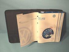 01 2001 Volkswagon Jetta owners manual