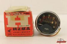 NOS 1965 Honda S65 65Sport Gauge Speedometer # 37200-065-710