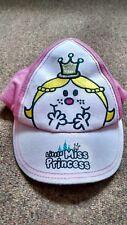NEW LITTLE MISS PRINCESS SUMMER HAT/ CAP AGE 12 - 23 MONTHS