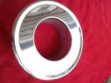 Rosette Aluflex-Rohr /Thermoflex Chrom 80 90 100 120 125 130 140 150 160 180 200