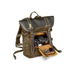 Backpack Camera Bag Canvas Laptop Photo Bag NG A5290 SLR Tripod Compartments