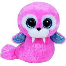 Ty Beanie Boos Stuffed & Plush Tush The Walrus Toy 15cm