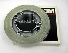 3M Scotch 61W Leader and Timing Tape, 1 inch - New, Free Shipping