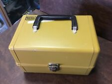 Kenco Accessories - Metal Case size 9' L X 6' H X 5-1/2 ' W Lot-N