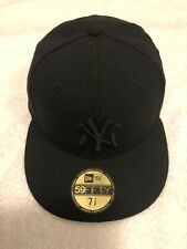 New Era New York Yankees 59fifty Fitted MLB On-Field Hat Fitted Cap 738 58.7cm