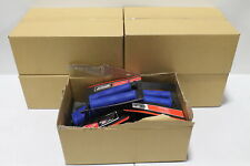 New listing Lot of 50 Redline Hex Pro Bmx Grips 136mm with Plugs -Blue- 151165