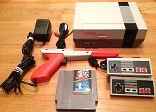 Nintendo Nes Console System Super Mario Duck Hunt Original OEM 72 Pin DISCOUNT!