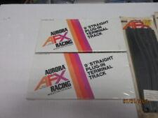 "AURORA AFX 9"" STRAIGHT PLUG-IN TERMINAL TRACK ND 9"" SQUEEZE PR."